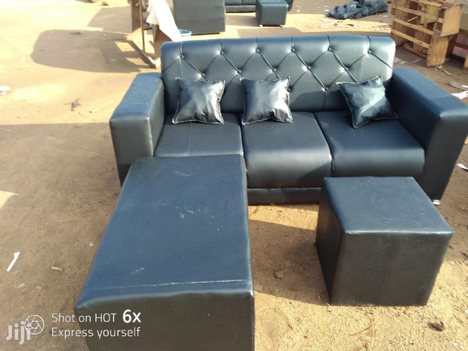 3in One L Shap Sofa Chair