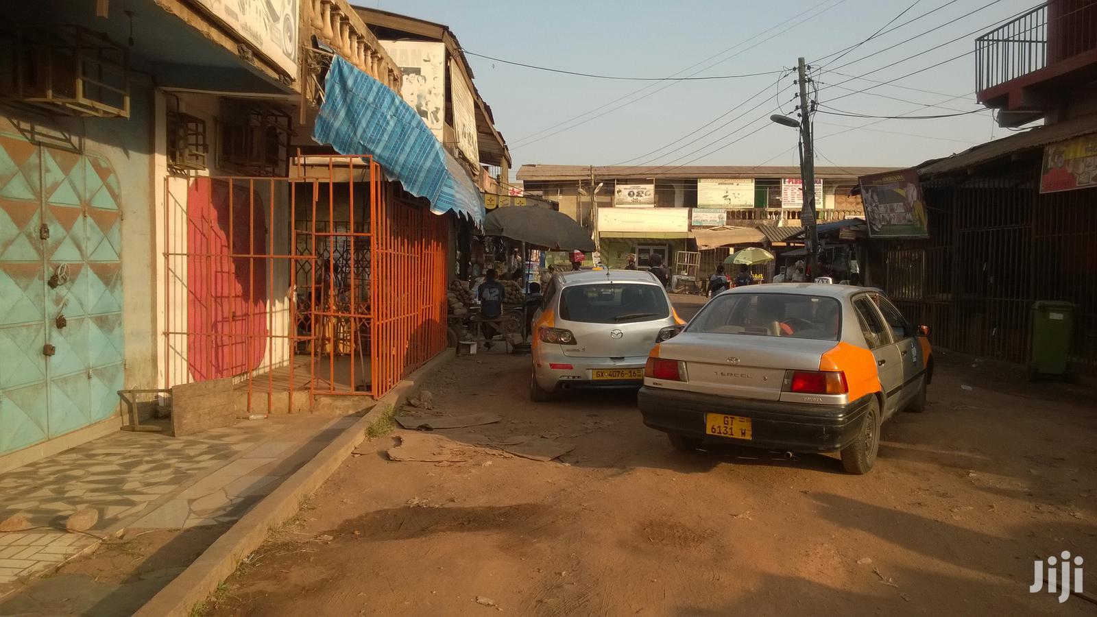 Archive: Nungua Market, NUNGUA: Double Shop Space (On Ground Floor)