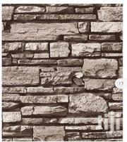 3D Brick and Stone Wallpapers.   Home Accessories for sale in Greater Accra, North Kaneshie
