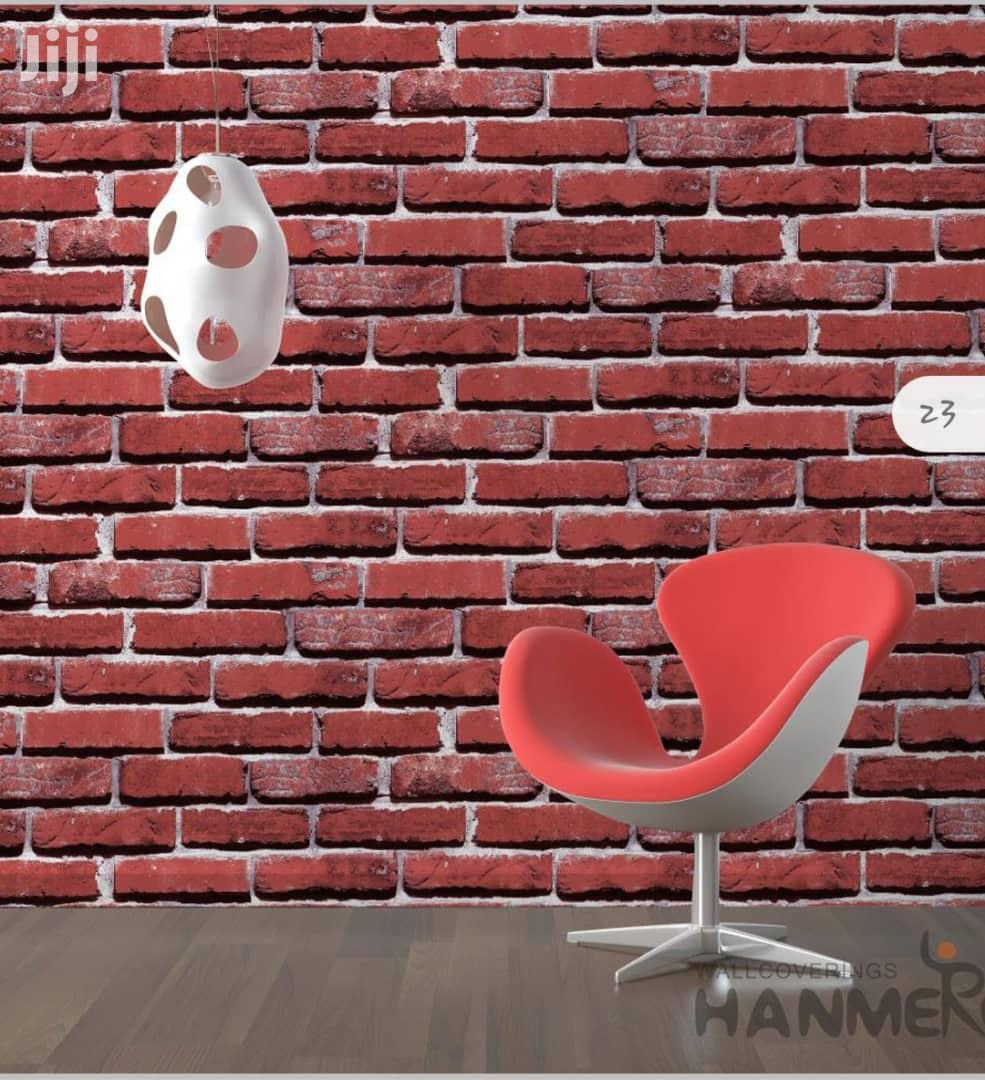 3D Brick and Stone Wallpapers. | Home Accessories for sale in North Kaneshie, Greater Accra, Ghana