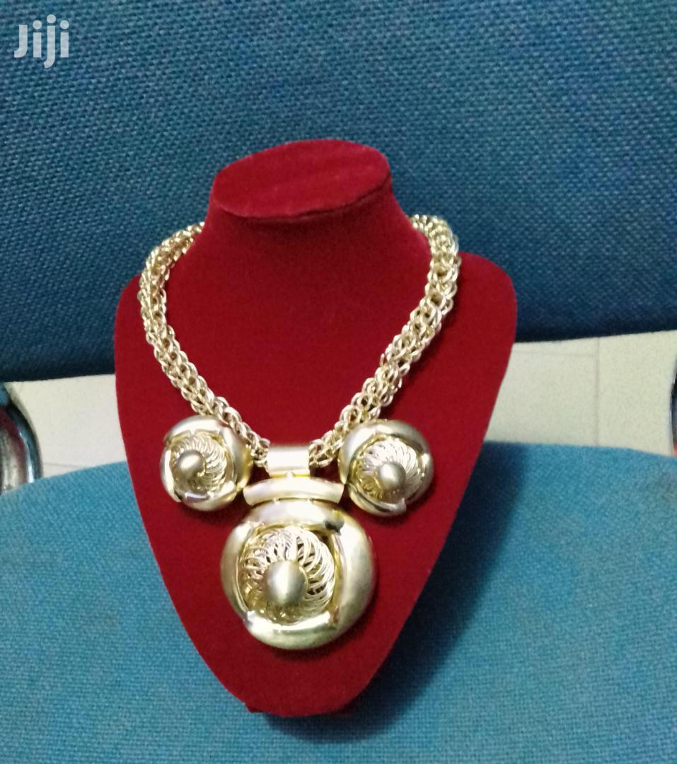 Ladies Necklace Jewelry Set