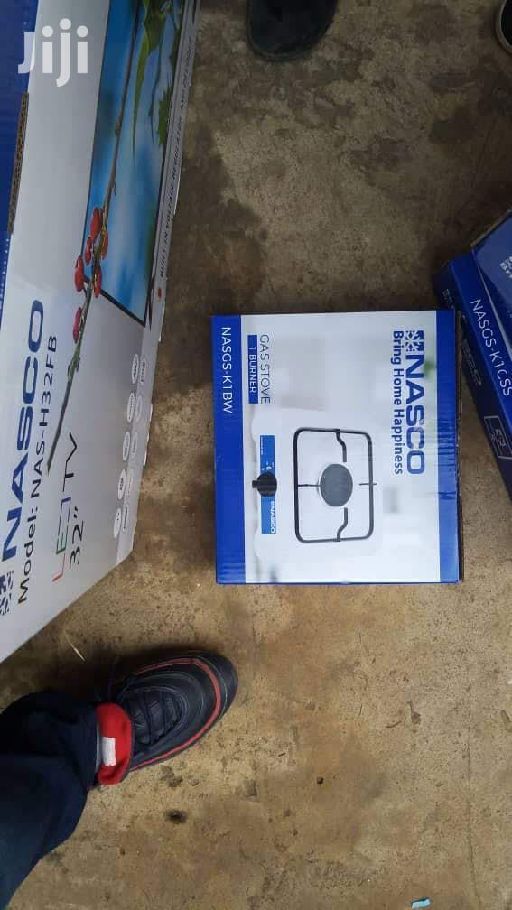 Brand New Nasco 1 Burner Gas Stove