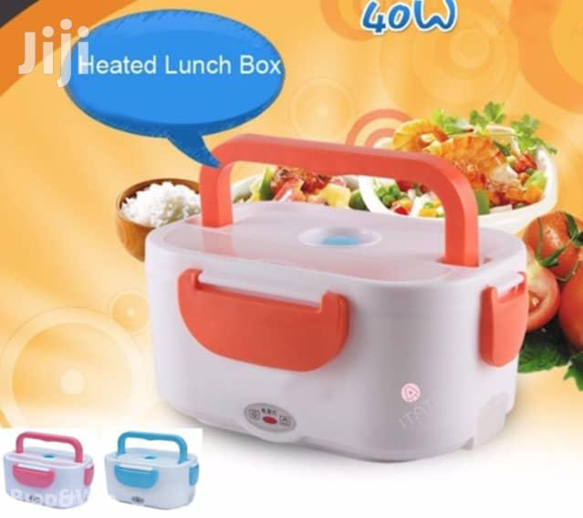 Archive: Heatable Lunch Box
