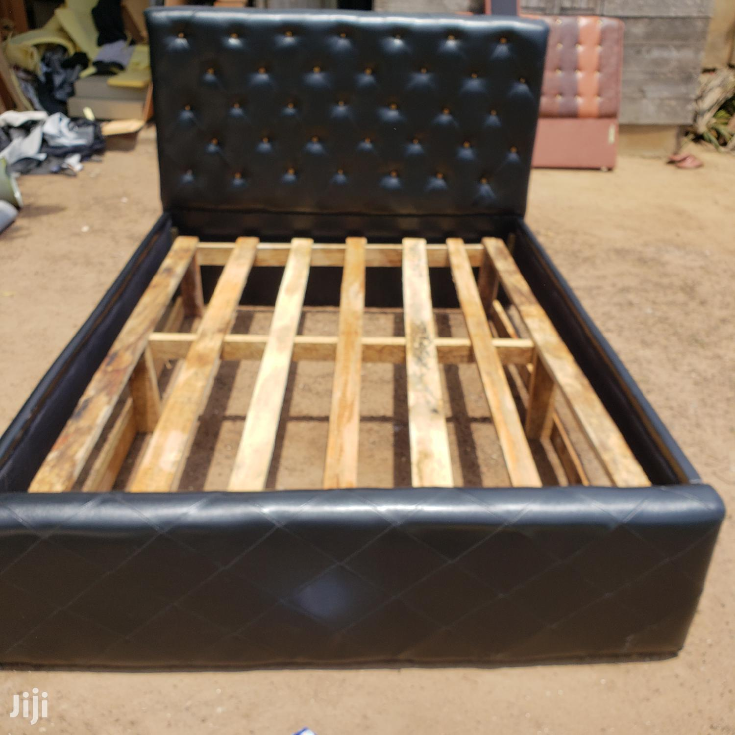 Archive: Nice Design Black Bed For Sell
