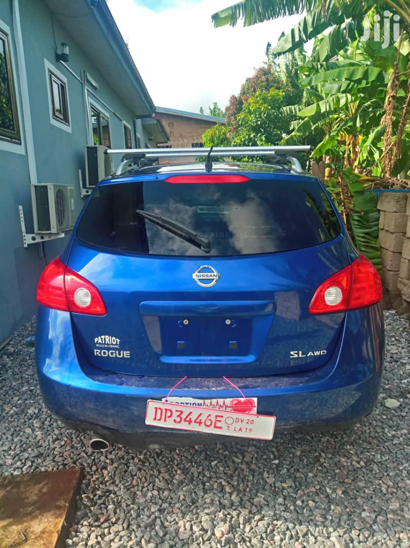 Nissan Rogue 2010 SL Blue | Cars for sale in Ga West Municipal, Greater Accra, Ghana