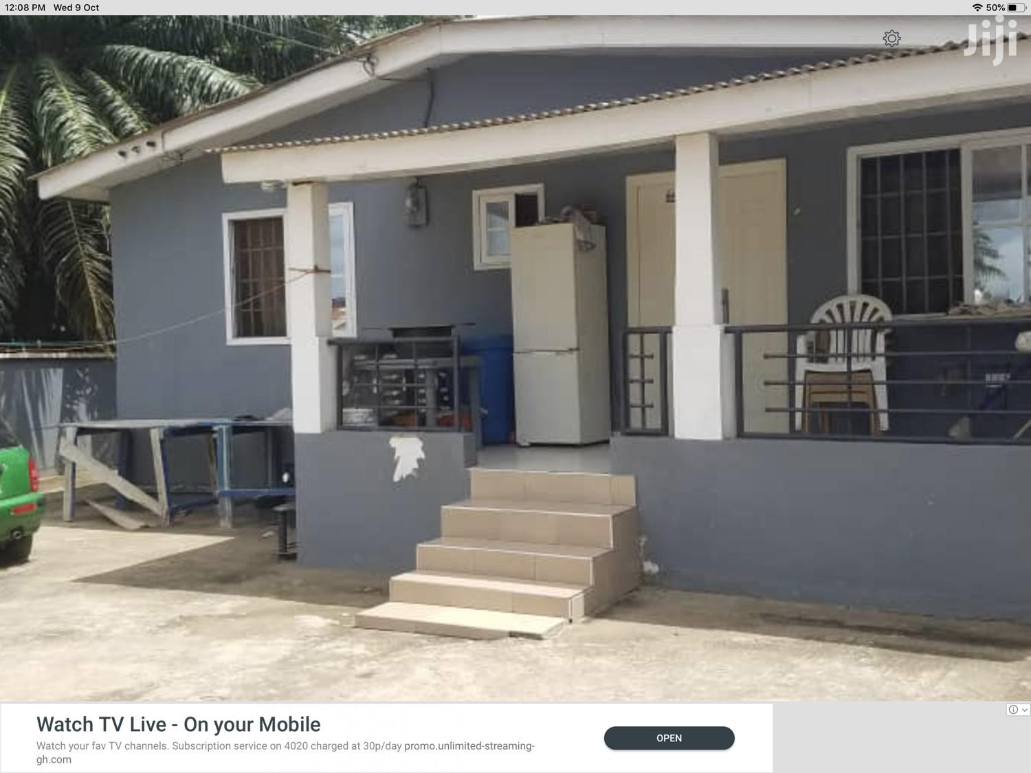 Chamber and Hall Self Contain in Teshie Camp 2 for Rent