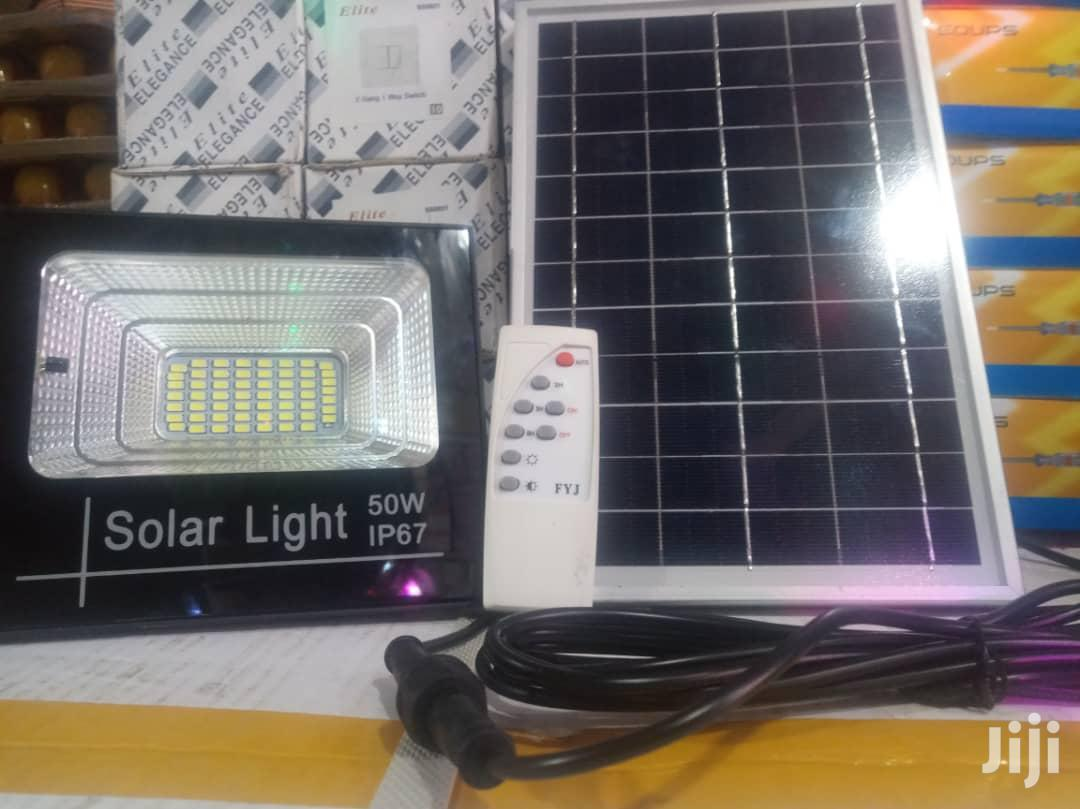 Archive: Remote Controlled Solar Led Flood/ Security Light 100 Watts