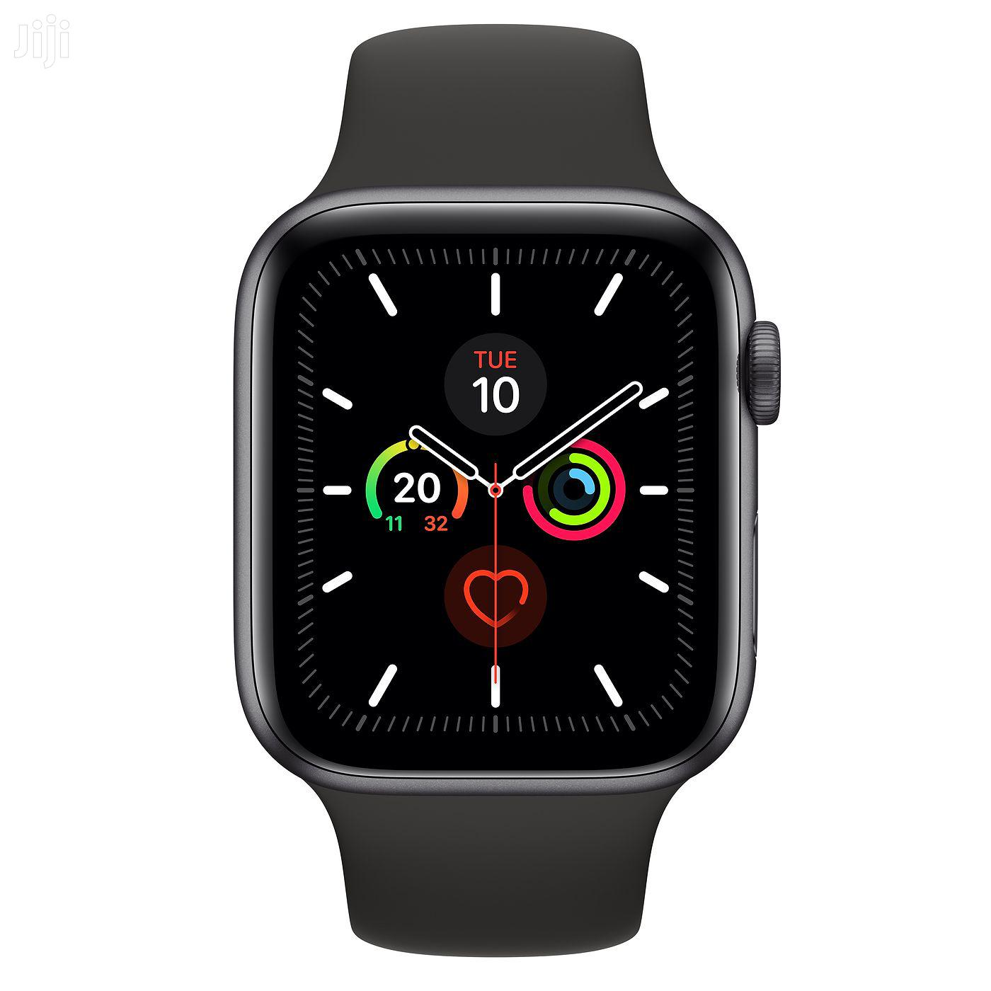 Archive: Apple Watch Series 5 44mm Gps (Sealed)