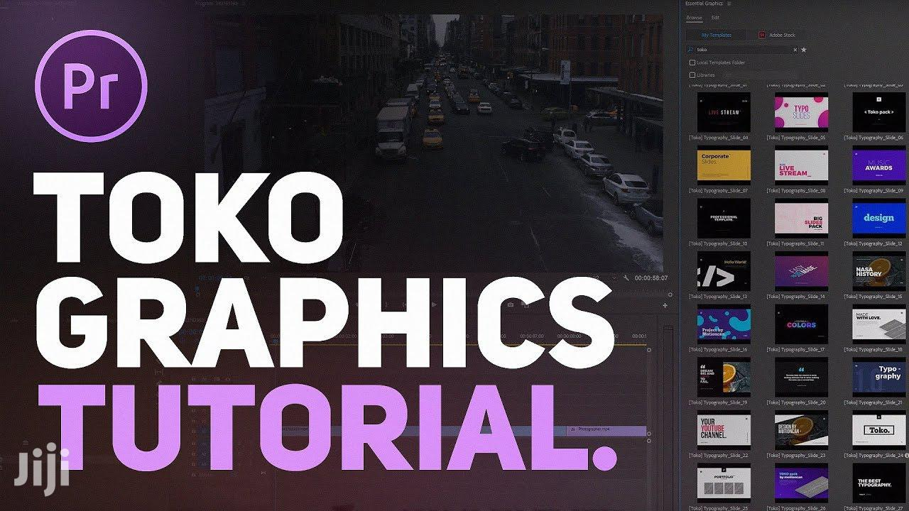 Toko Graphics Pack V3 | Software for sale in Achimota, Greater Accra, Ghana