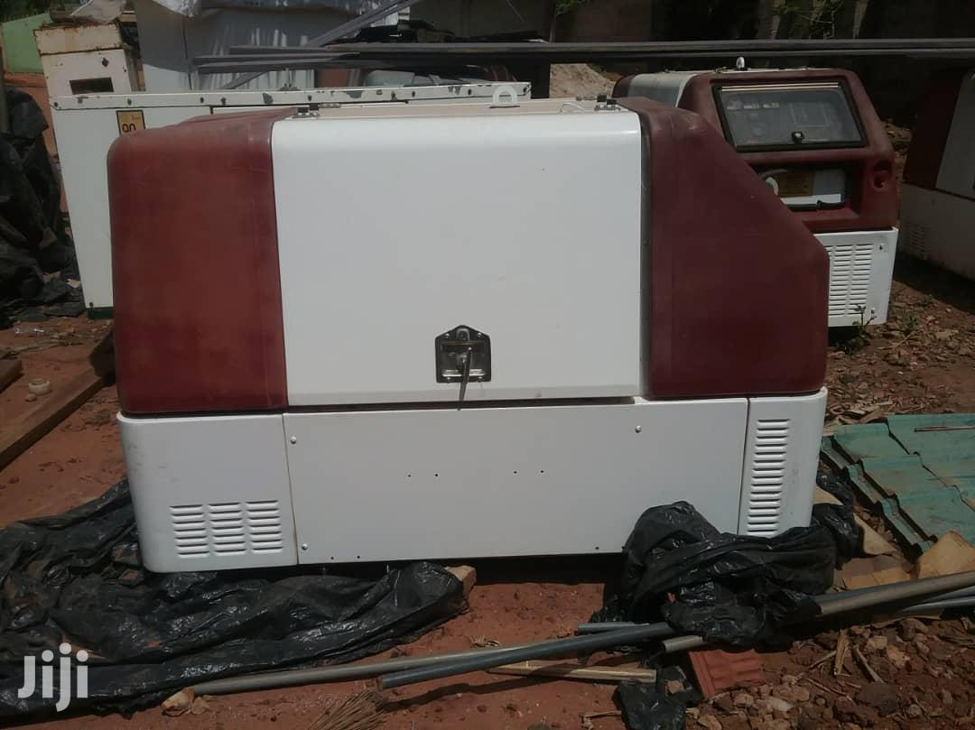 Lister Petter 12KVA Generator