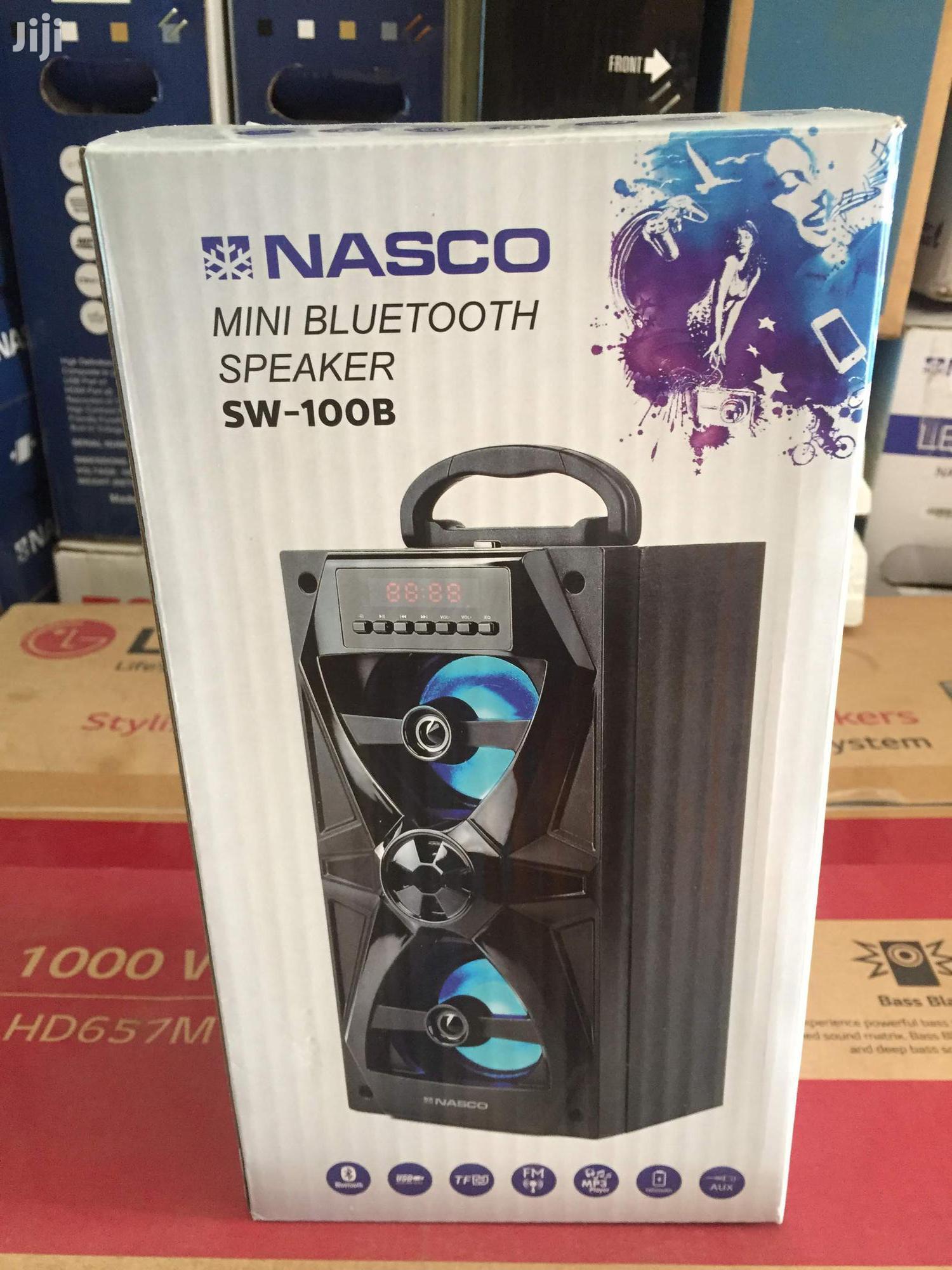 Clear Sound Nasco Mini Bluetooth Speaker