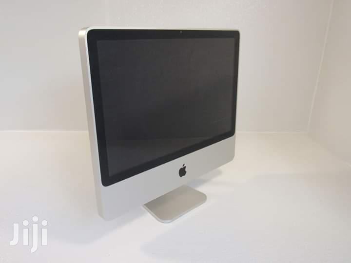 Desktop Computer Apple iMac 4GB Intel Core 2 Duo HDD 320GB | Laptops & Computers for sale in Dansoman, Greater Accra, Ghana
