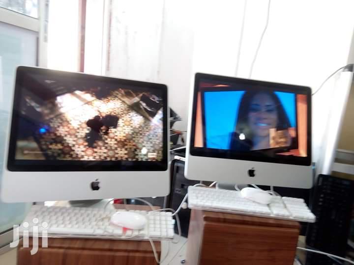 Archive: Desktop Computer Apple iMac 4GB Intel Core 2 Duo HDD 320GB