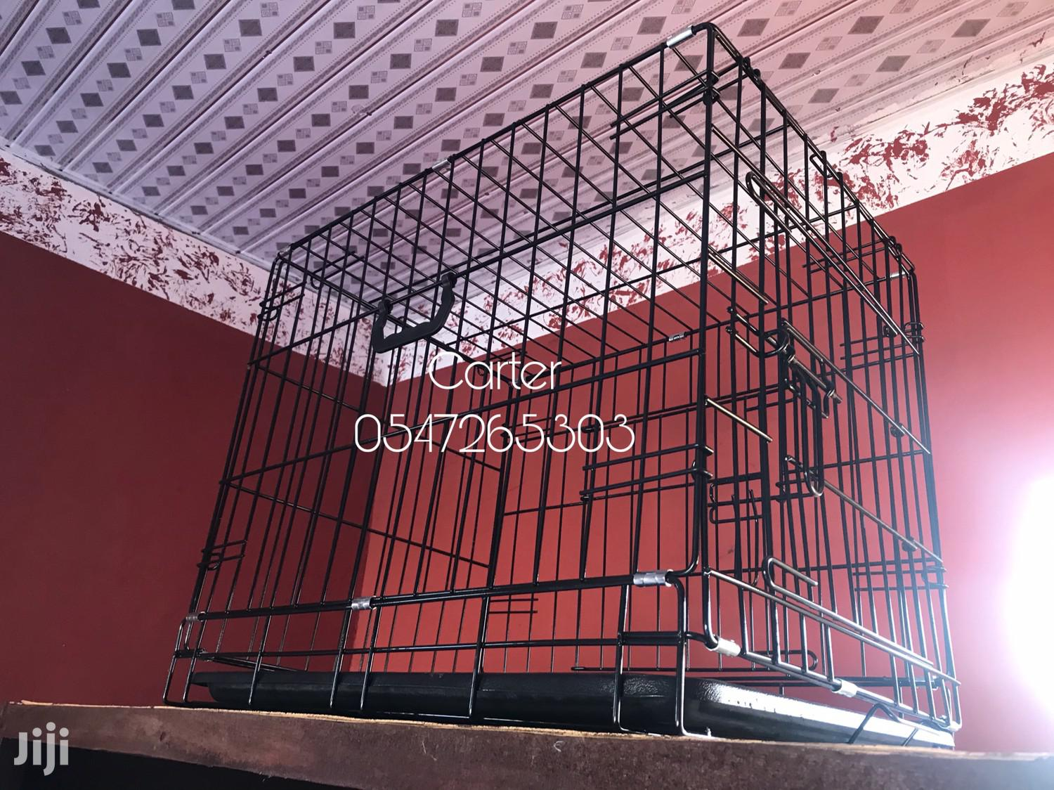 Archive: Metal Cage