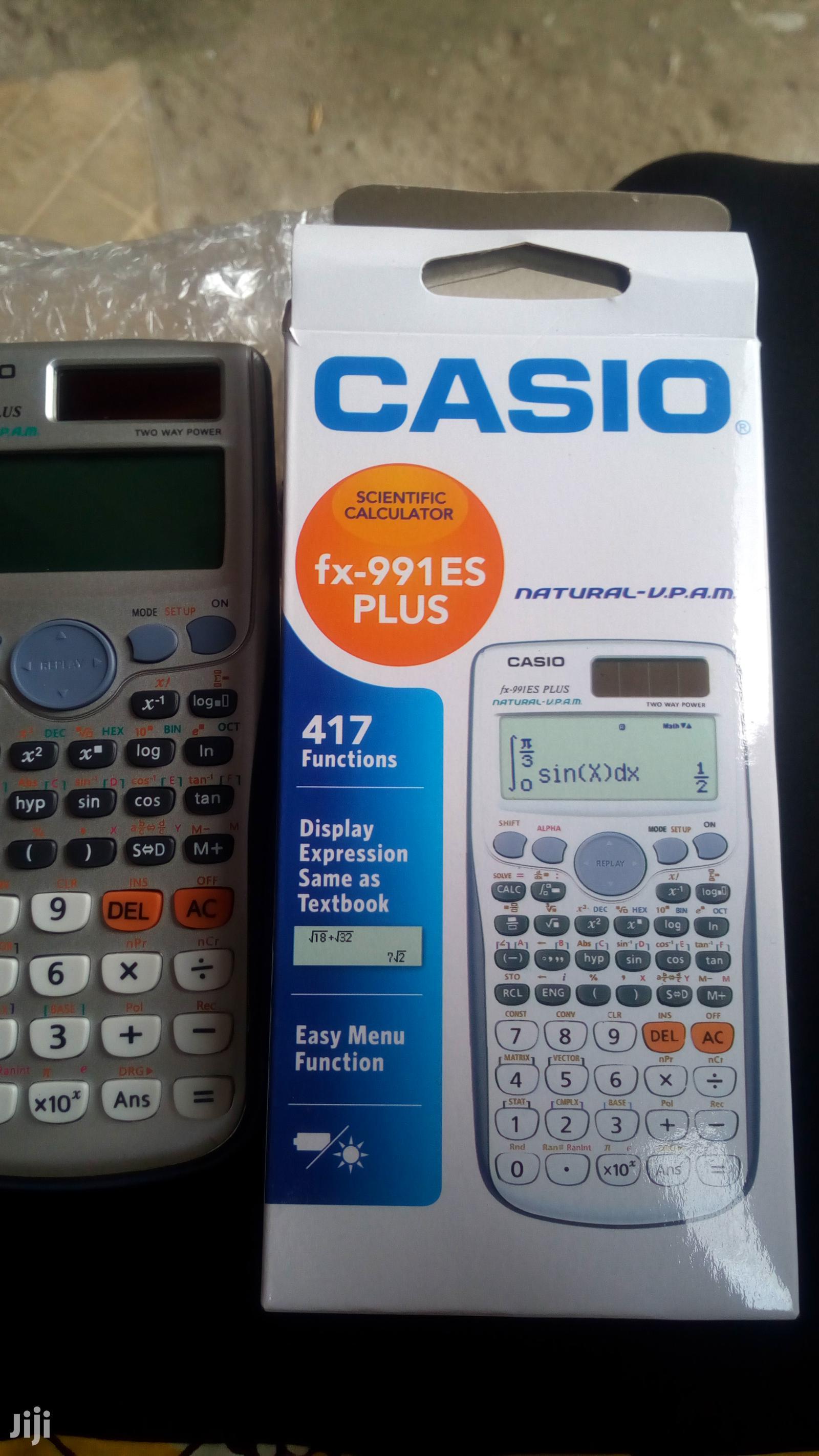 Casio Calculator: Version E | Stationery for sale in Kumasi Metropolitan, Ashanti, Ghana