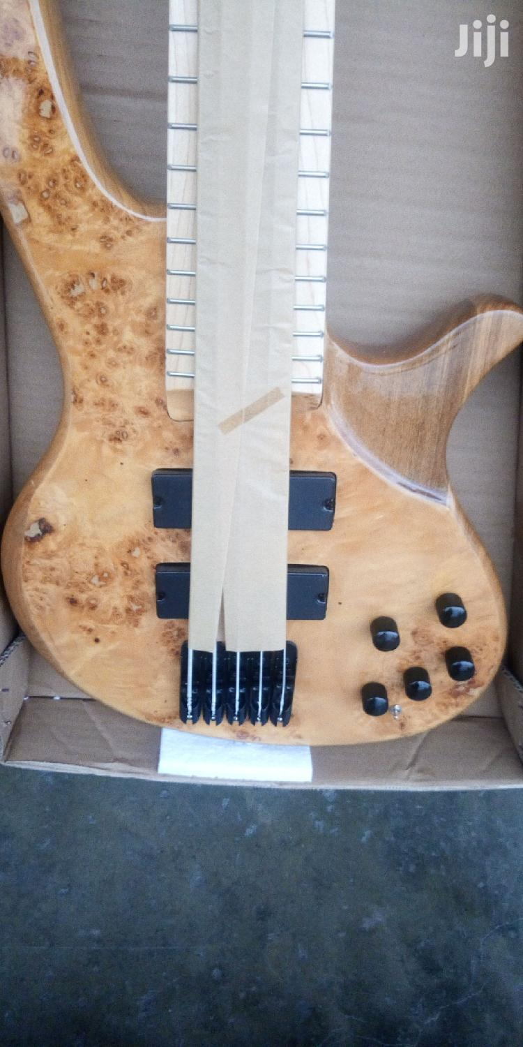 Archive: Ibanez Active Bass Guitar