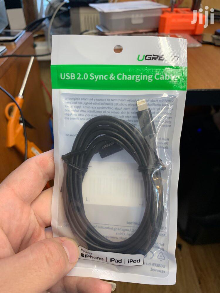 Ugreen Apple USB Charging Cable | Accessories for Mobile Phones & Tablets for sale in Tema Metropolitan, Greater Accra, Ghana