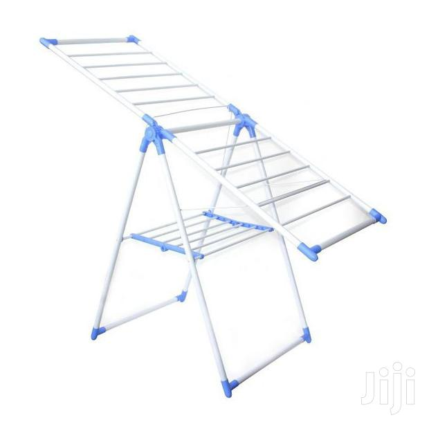 Foldable Cloth Drying Rack