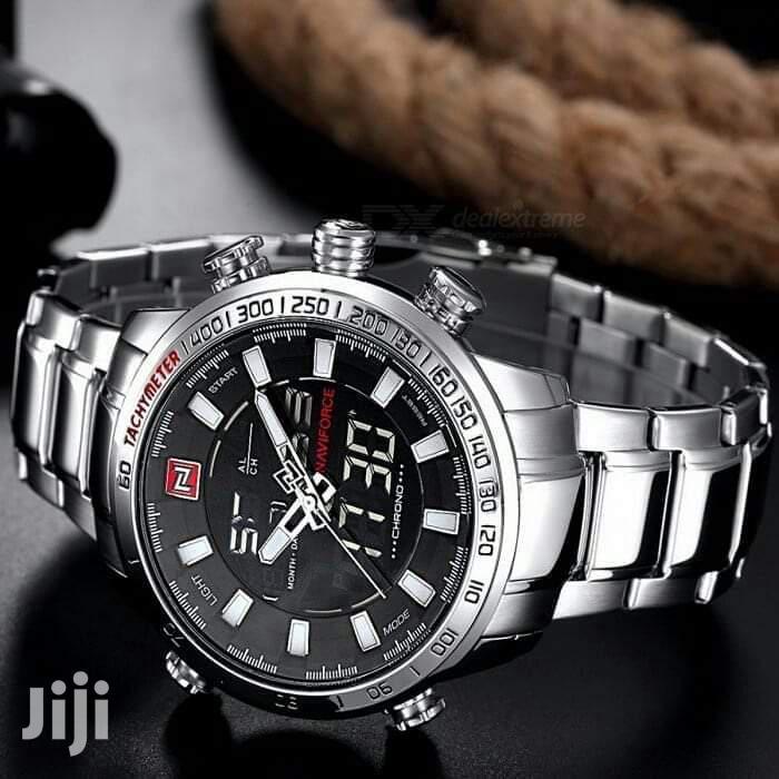 Naviforce 9093 Multifunction Watch