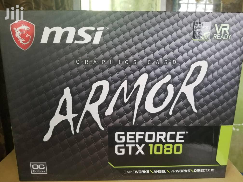 Archive: Graphic Card Gtx 1080