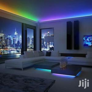 Remote Controlled LED Strip Light Multicolored 5m