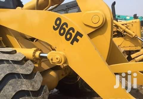 Archive: Selling Payloader Cat 966F In Accra