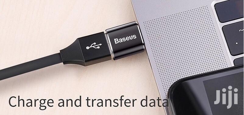 Baseus USB Type C, USB C Adapter Connector. | Accessories for Mobile Phones & Tablets for sale in Tema Metropolitan, Greater Accra, Ghana