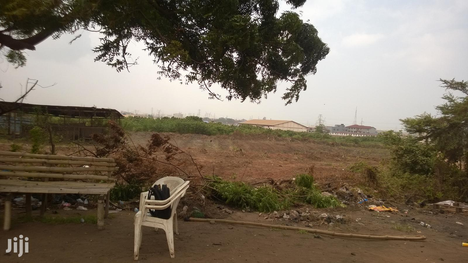 11 Acres Industrial Lot - LIGHT INDUSTRIAL AREA, ASHAIMAN | Land & Plots For Sale for sale in Tema Metropolitan, Greater Accra, Ghana