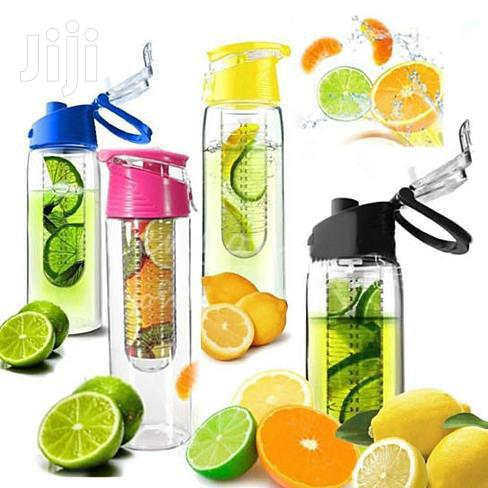 Fruit Infused Water Bottle | Kitchen & Dining for sale in Tema Metropolitan, Greater Accra, Ghana