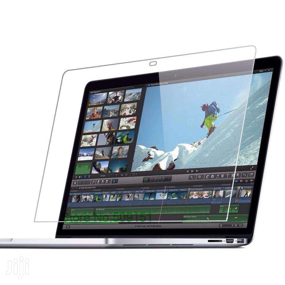 Tempred Glass For All Macbooks