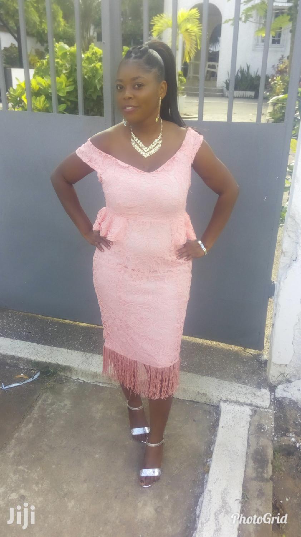 Archive: Lace Classic Dress