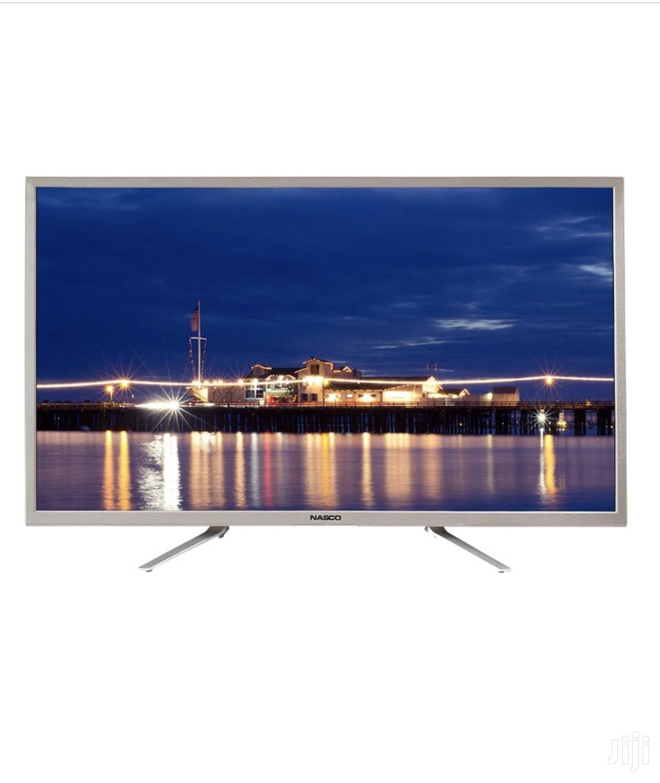 Nasco 55 Uhd Smart 4K Digital Satellite LED TV