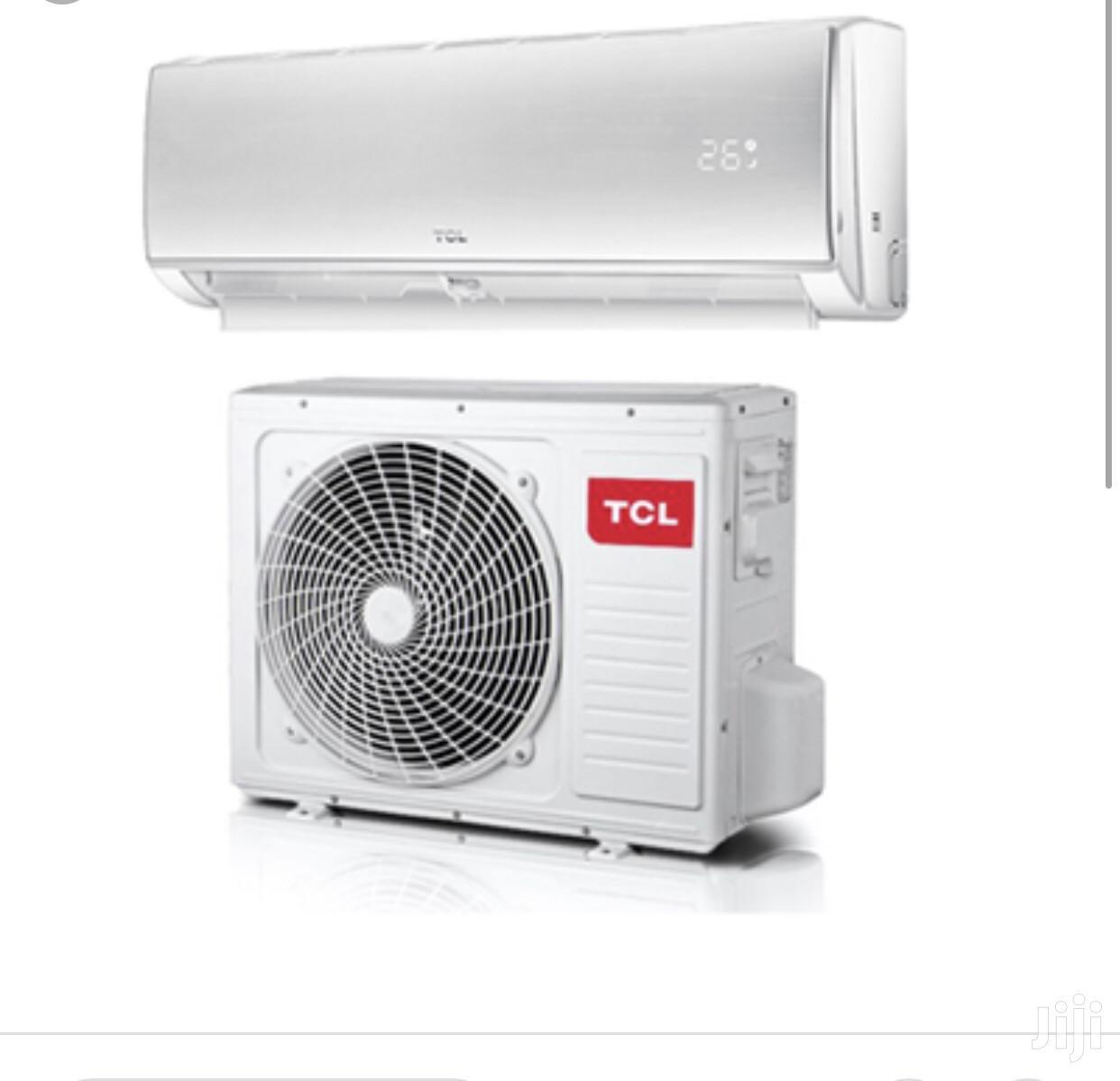 TCL 1.5 HP Split A/C ) 3 Stars Fast Cooling Gas R410