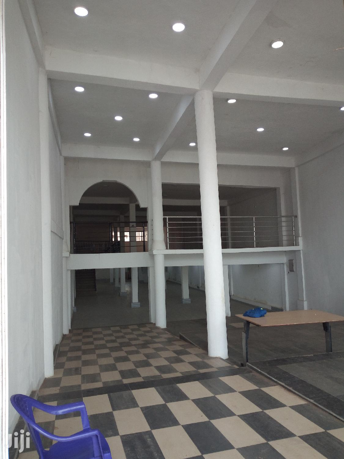 Warehouse Showroom For Rent At Spintex