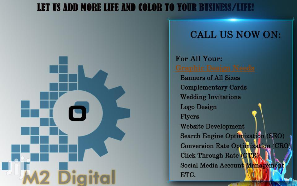 Website Development Graphic Design And Digital Services Facebook Etc