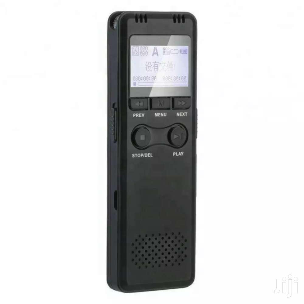 Professional Digital Voice Recorder - 8GB