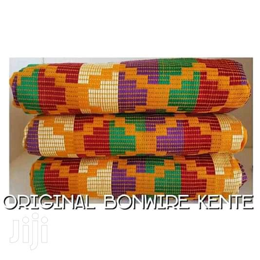 Kente Cloth for Engagement