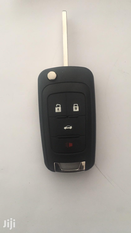 Chevrolet Cruze Chevy Remote Key Shell Case Housing