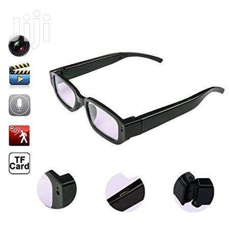 Full HD 1080P 5.0 Mega Pixels CMOS Glasses / Mini DVR Recorder Hidden