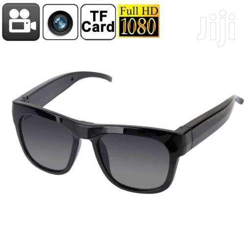 Full HD 1080P 5.0 Mega Pixels CMOS Glasses / Mini DVR Recorder Hidden | Security & Surveillance for sale in Adenta Municipal, Greater Accra, Ghana