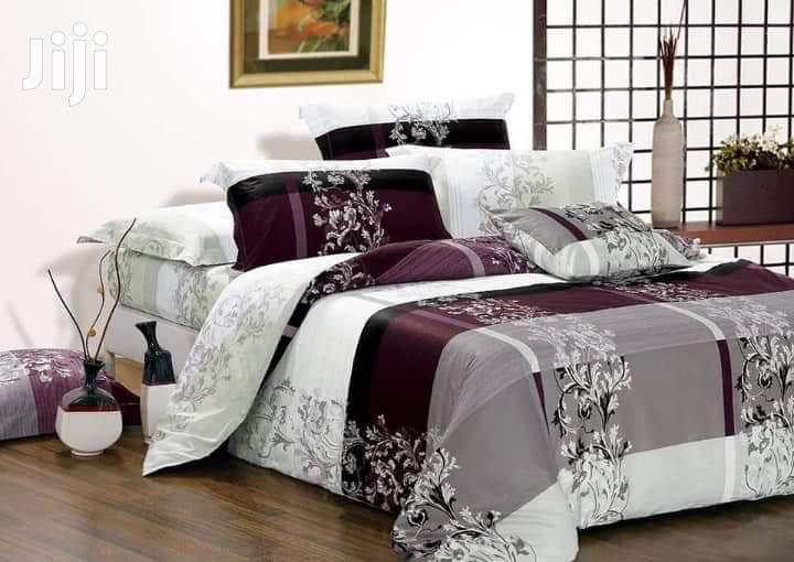 Double Size Bedsheet With Four Pillow Cases And A Duvet | Home Accessories for sale in North Kaneshie, Greater Accra, Ghana