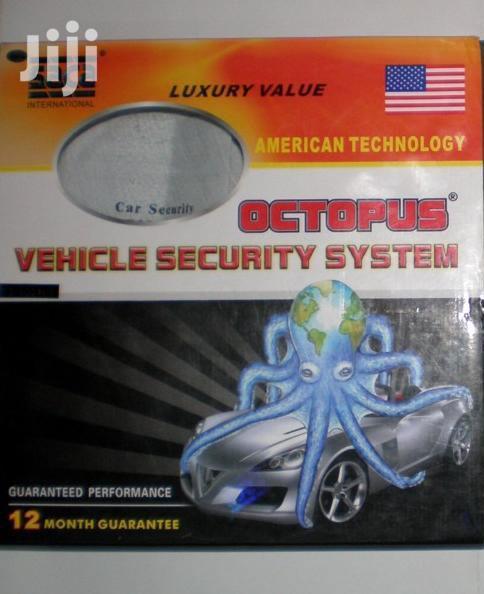 Archive: Car Alarm System