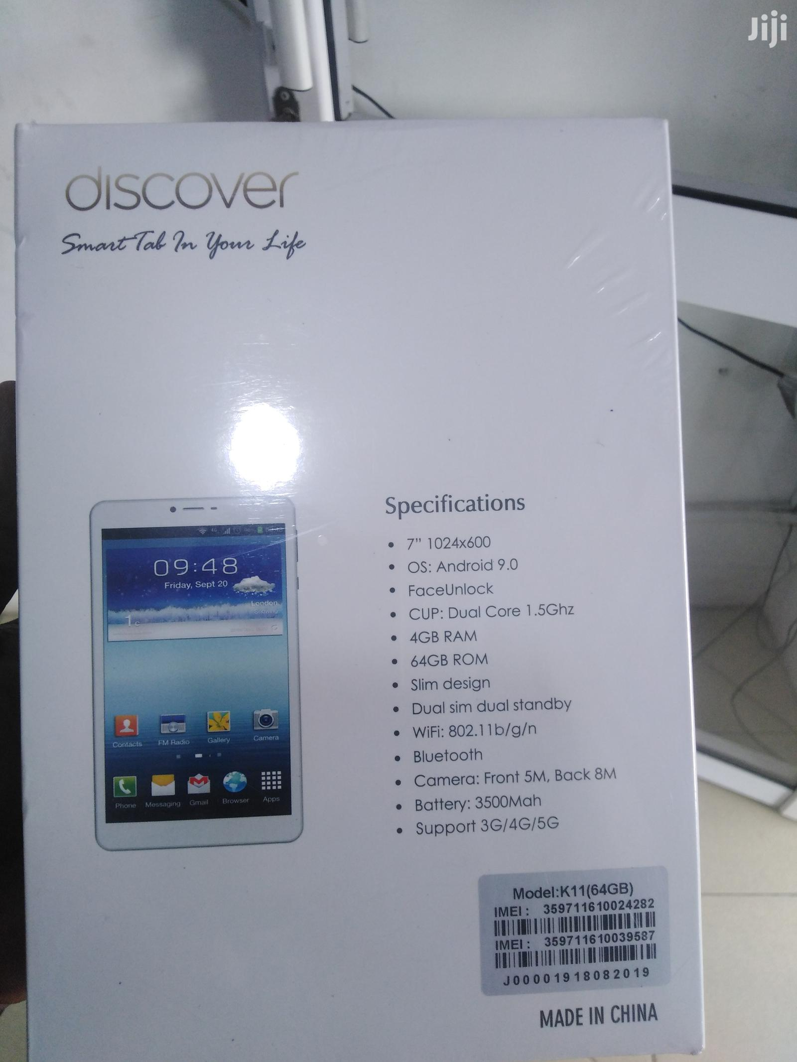 New Discover K11 64 GB