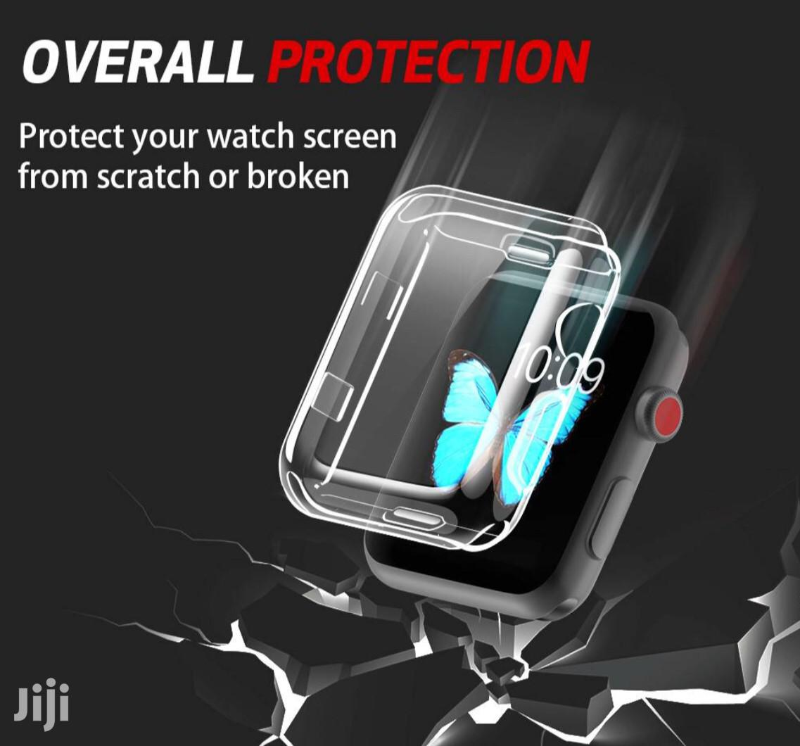 Transparent Protective Case for Apple Watch Series 1 2 3 4 5