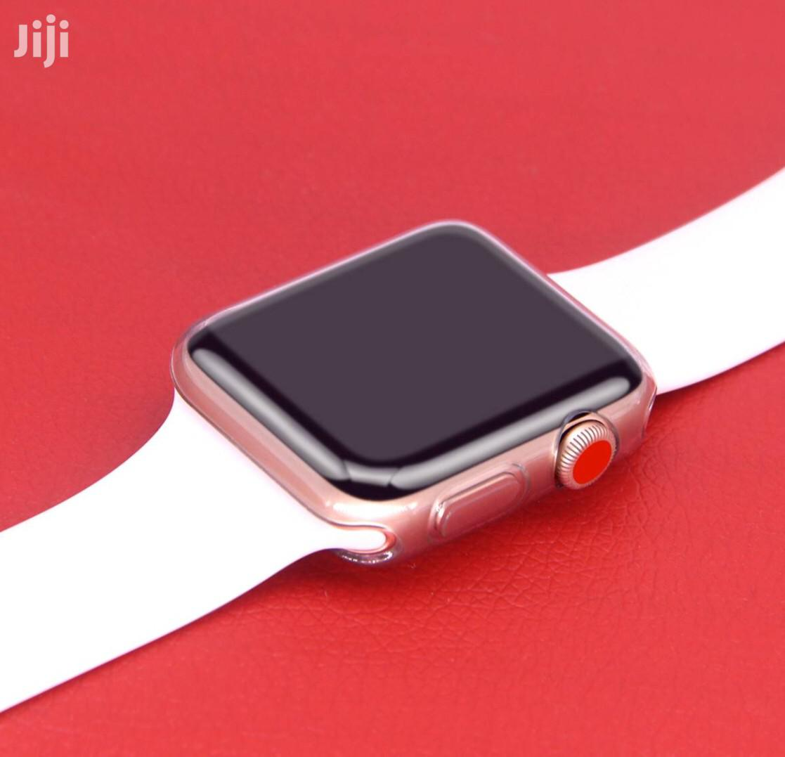 Transparent Protective Case for Apple Watch Series 1 2 3 4 5 | Smart Watches & Trackers for sale in Dzorwulu, Greater Accra, Ghana