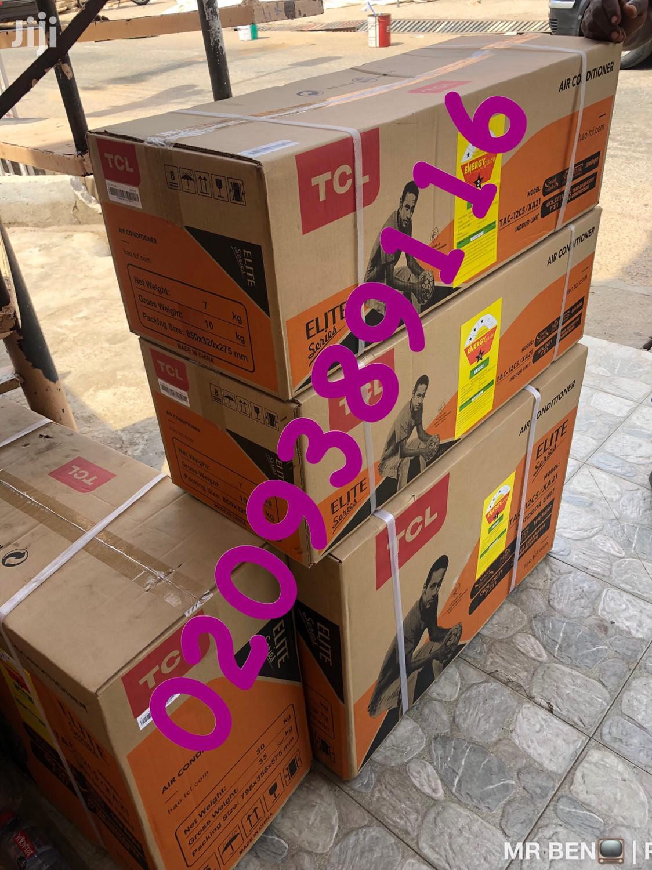 TCL 1.5 HP R410 Split Air Conditioner 3stars 2021 Model
