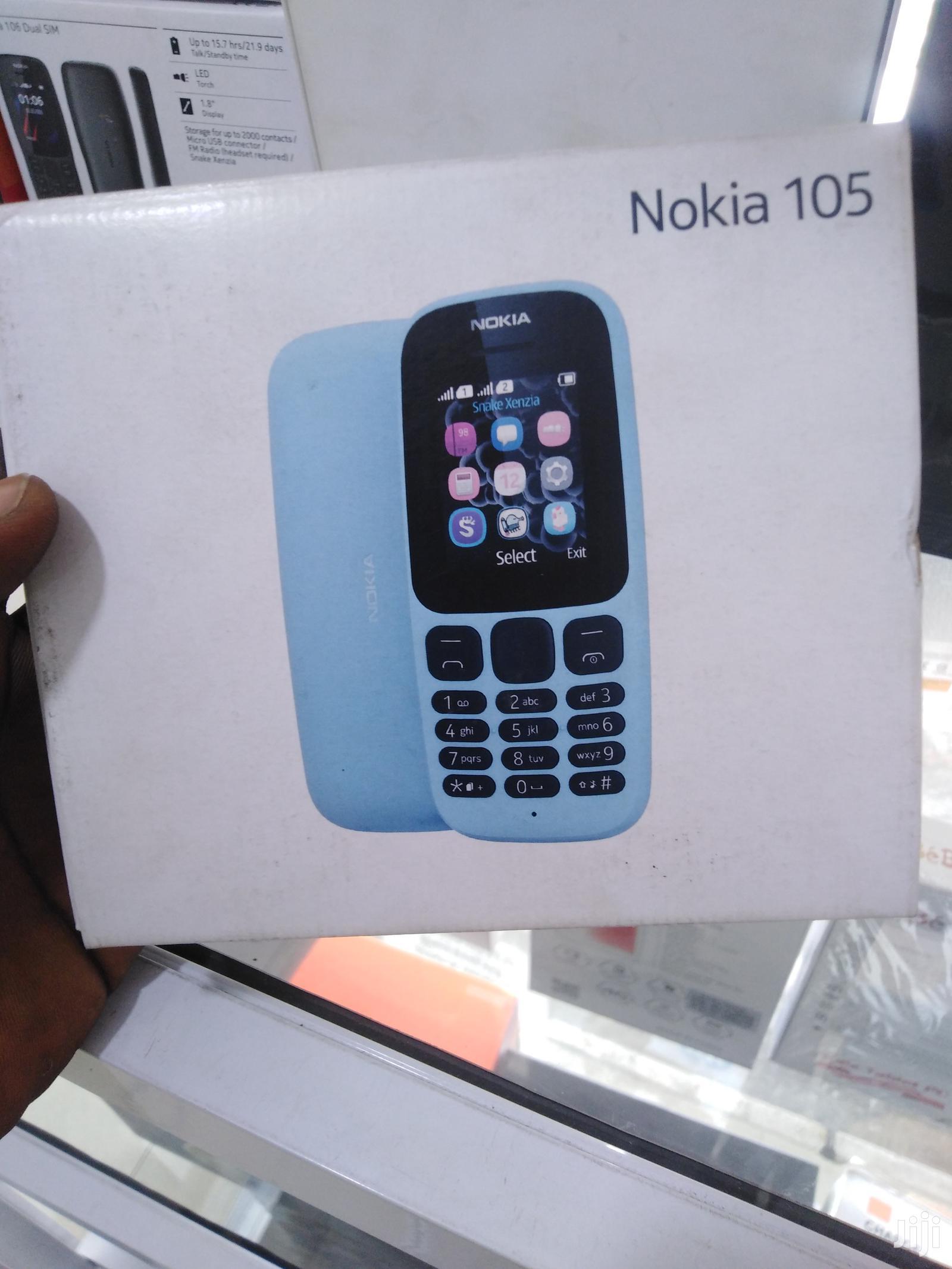 New Nokia 105 512 MB