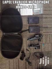 Microphone, Interview And Shoot Like Video Clip | Audio & Music Equipment for sale in Greater Accra, South Labadi
