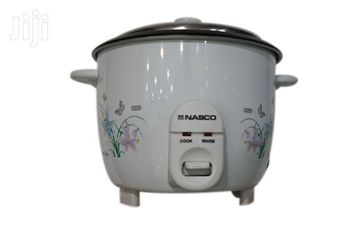 Archive: Nasco 1.5ltr Rice Cooker