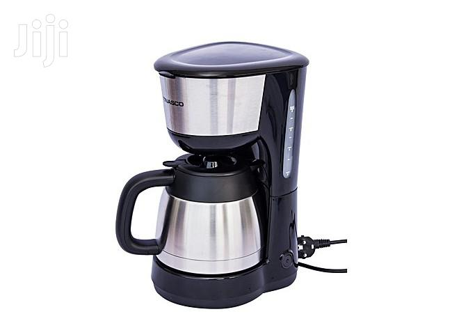 Nasco 1.0ltr Coffee Maker